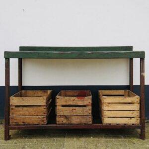 Groene werkbank - De StadsZolder - Winkel - Ontruimingen