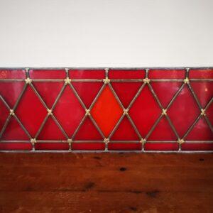 Glas in lood rood - De StadsZolder - Winkel - Ontruimingen
