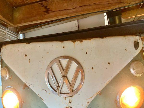 Volkswagen T1 front muurlamp - De StadsZolder - Winkel - Ontruimingen